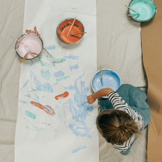 August Toddler Art Lab: 18-36mos (Tuesday 11:30-12)
