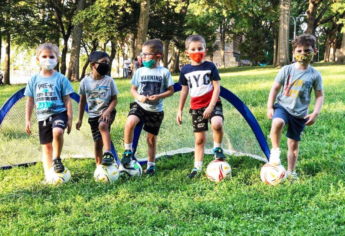 SocRoc Soccer: 5-8yrs (Thursday 3:15)